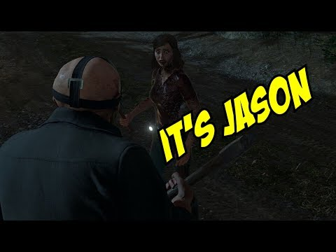 Friday The 13th The Game Gameplay Jason Walkthrough Part 1