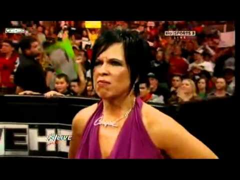 WWE RAW 10/31/11 part 8-10 HQ
