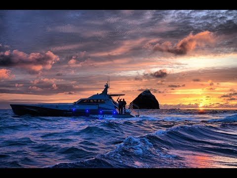 Thunder Childs World Record circumnavigation of Ireland via Rockall