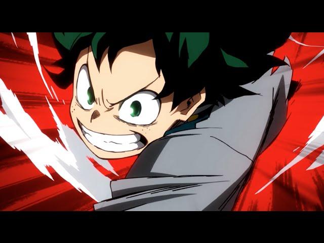 My Hero Academia - Official Trailer 1