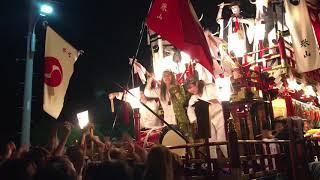 【ダイジェスト版・円山ターン】2018年 姥神大神宮渡御祭