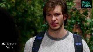 Switched at Birth | Season 5, Episode 10 Sneak Peek: Mingo Apologizes to Iris | Freeform