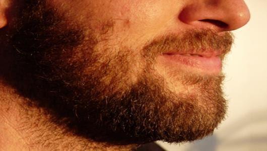 spara ut skägg