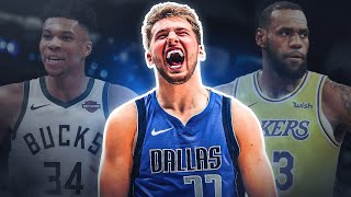 Why The NBA Should Be TERRIFIED of Luka Doncic