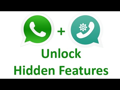 How To Unlock Hidden Features Of WhatsApp Before It Goes For Public