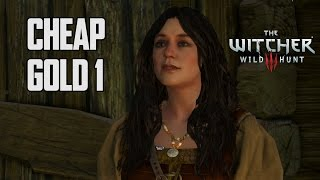 Witcher 3: How To Make Gold Quickly 1 [Prologue]