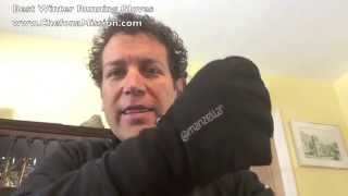 My top picks for Winter Running Gloves... How to Run in the Cold