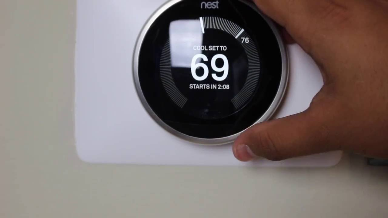how to install a nest thermostat youtube. Black Bedroom Furniture Sets. Home Design Ideas