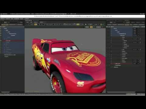Thumbnail: Cars 3 - Mcqueen new look