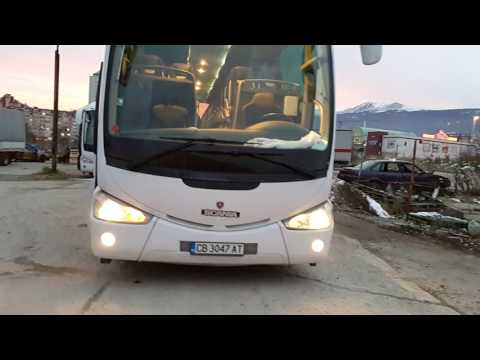 Scania Irizar 3047 Outside Inside