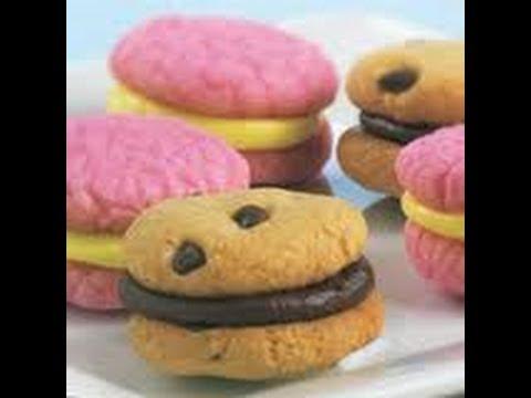 Easy Bake Oven Pink Sugar Cookies