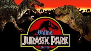 Jurassic Park Online Onride (ROBLOX)