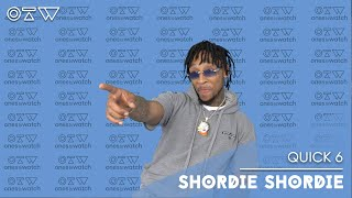 "Shordie Shordie on ""Bitchuary"" and Getting 03 Greedo's Stamp of Approval 