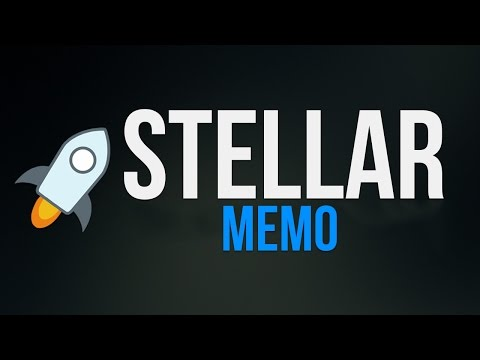 Memos and Activating an account | Stellar.org