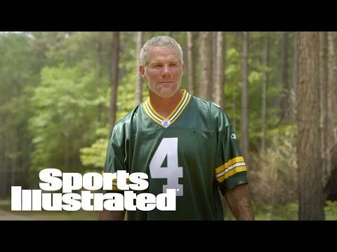 Brett Favre In Autumn | Sports Illustrated
