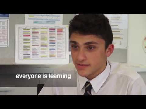 Students talking about Flipped Learning in their classrooms