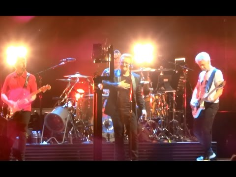 U2 - Mother & Child Reunion & Streets (HD) Boston 07-15-2015 (Filmed From Section 7 Row 1)