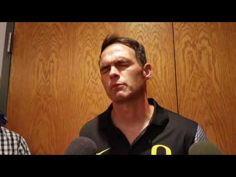 Matt Lubick after Nebraska