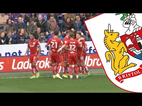 Bristol City's superb 31-pass goal!