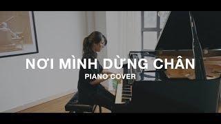 Nơi Mình Dừng Chân - Mỹ Tâm (OST Chị Trợ Lý Của Anh) | Piano Cover #AnCoong thumbnail