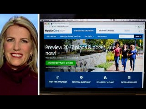 Ingraham takes issue with GOP's health care replacement bill