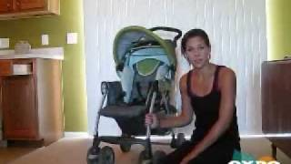 Chicco Cortina Stroller come highly recommended