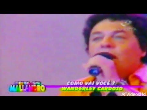 Wanderley Cardoso - Fale Baixinho  (Inédito)