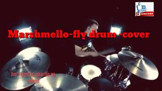 Marshmello-fly drum-cover