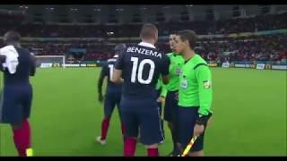 Les plus belles actions de Karim Benzema en équipe de france ( 2007-2016)