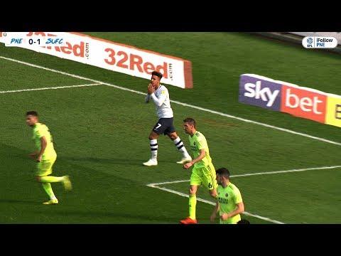 Highlights: PNE 0 Sheffield United 1