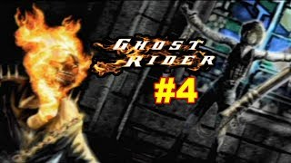 Ghost Rider finally makes it to Roxanne but first has to defeat Sca...