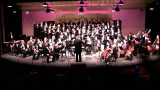 Johannes Brahms, Schicksalslied, Op.54 (1st of 2 Videos) @Pierce College