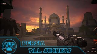 Serious Sam HD: The Secound Encounter - Persia - All Secrets