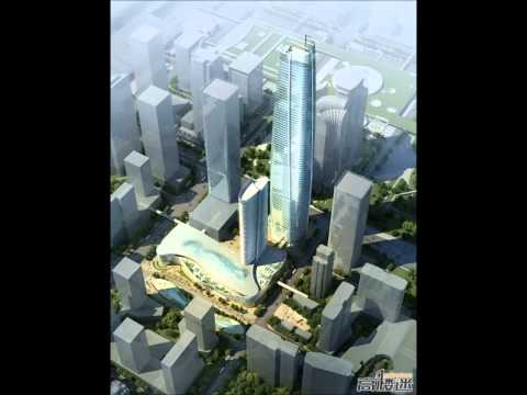 Shenzhen Supertall Projects (21.10.2013)