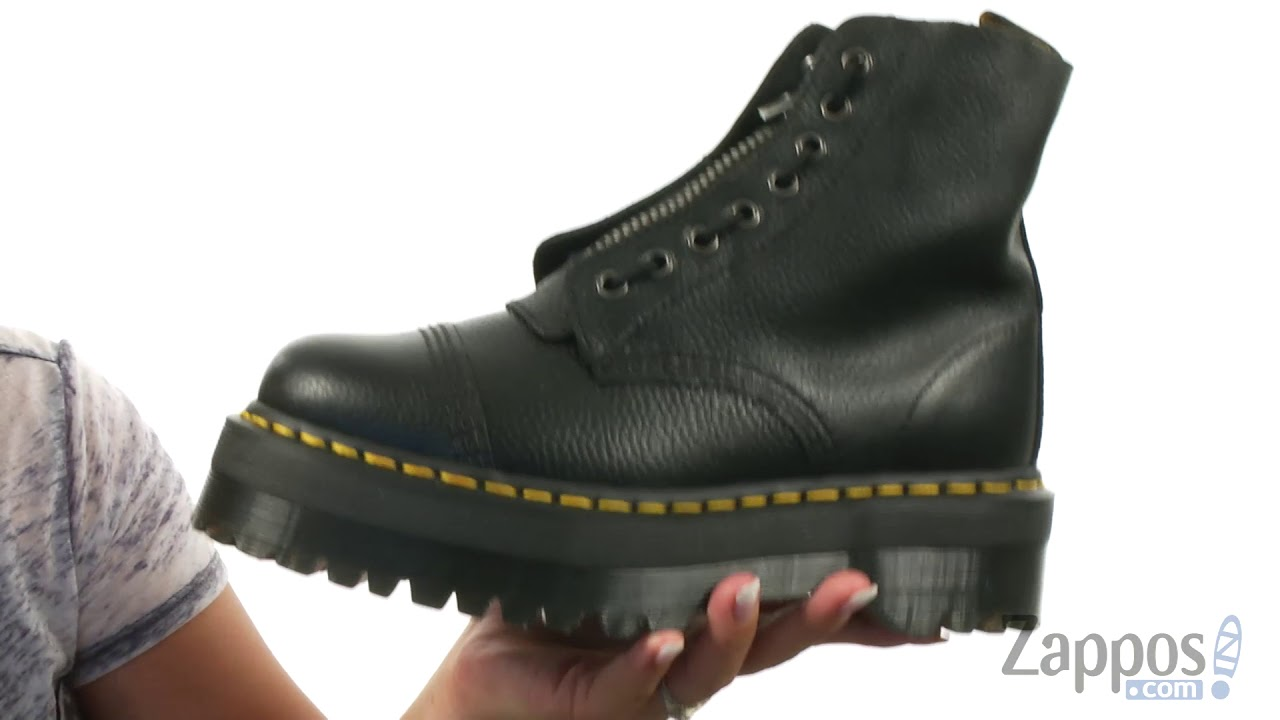 adc86105 Dr. Martens Sinclair Jungle Boot SKU: 8905516 - YouTube