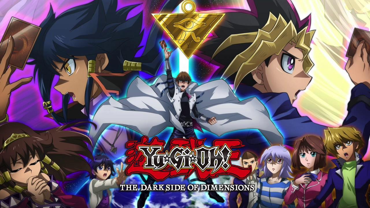 Yugioh The Dark Side Of Dimensions Movie 4k
