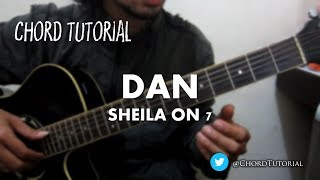 (CHORD) Sheila on 7 - Dan