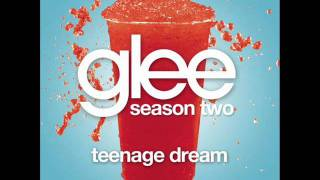 Glee - Teenage Dream Karaoke Instrumental with lyrics in descrep. ( With Vocals )