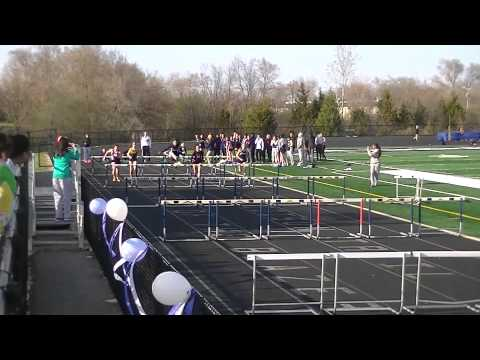 Kimberly Schonder - Addison Trail High School, Girls Track ReMix