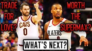 What's Next For The Portland Trailblazers?