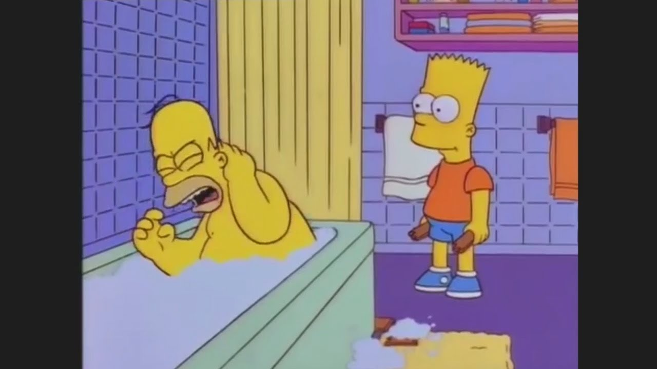 Top 3 Bart Hits Homer With A Chair Memes Youtube