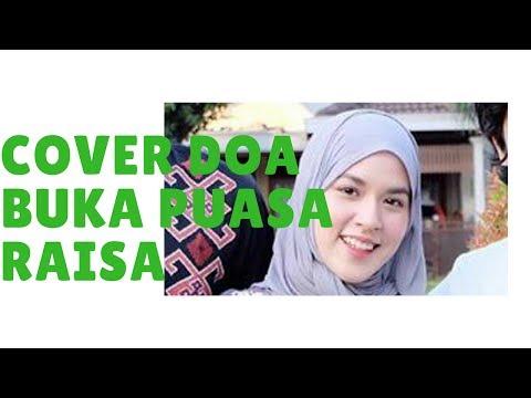 cover doa buka puasa ramadan RAISA