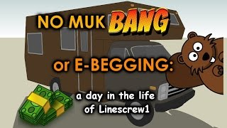 RV Full Time: NO MUKBANG or eBEGGING: A day in the life of Linescrew1