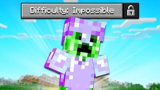 We Added A NEW DIFFICULTY To Minecraft! (Impossible)