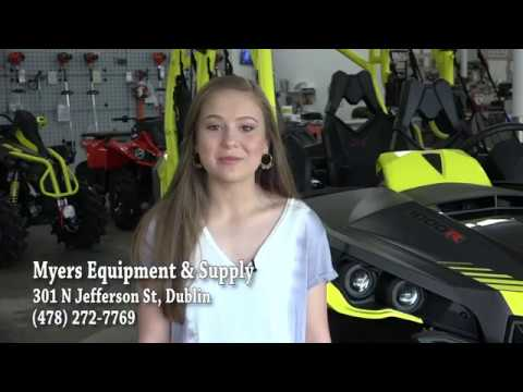 Myers Equipment & Supply -  Can-Am Maverick