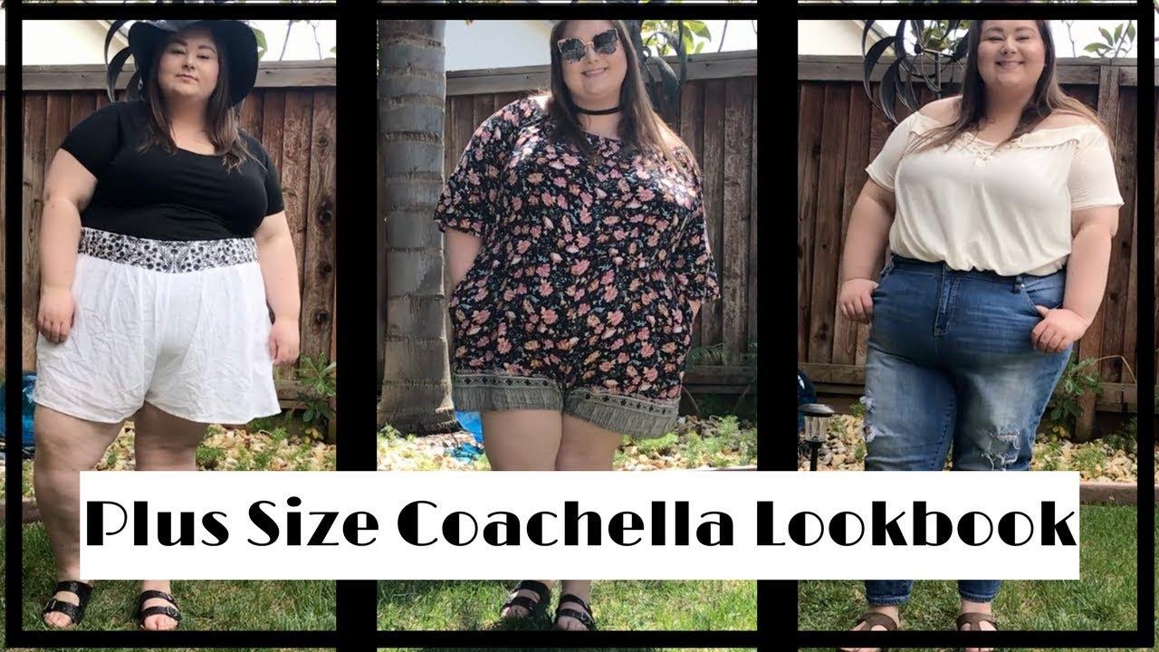 9de1648e78d Coachella Inspired Plus Size Outfits