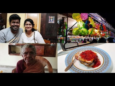 nagercoil-exhibition---doughnut-french-toast-recipe---yummy-tummy-vlog