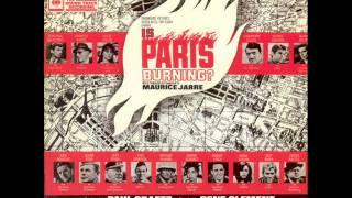 Maurice Jarre/Is Paris Burning モーリス・ジャール/パリは燃えているか