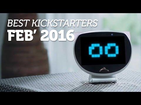 Best Kickstarter Projects You Should Back | February 2016
