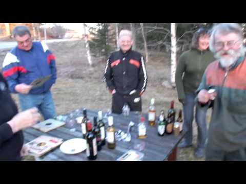 Grillning och Bullfest med Sigge Fürst